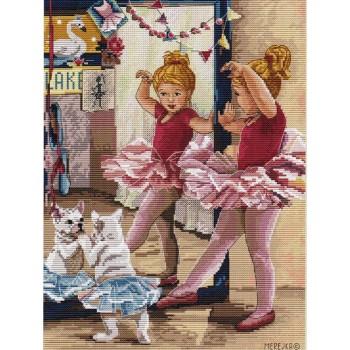 La Pequeña Bailarina y su Acompañante