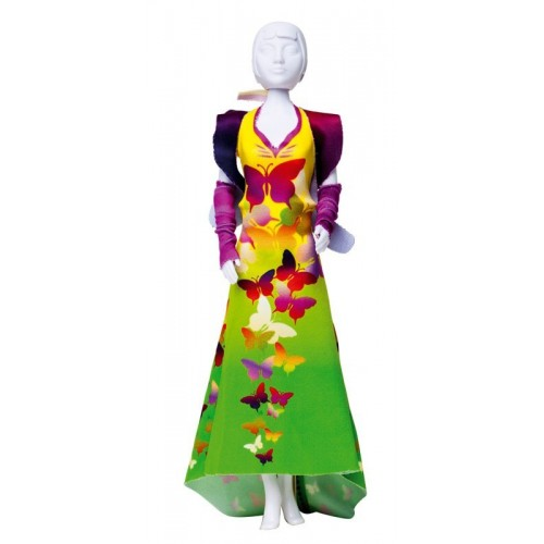 Dress Your Doll: Mary Butterfly