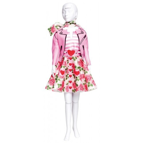 Dress Your Doll: Lucy Roses