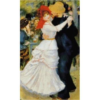 Baile en Bougival (P.A. Renoir)