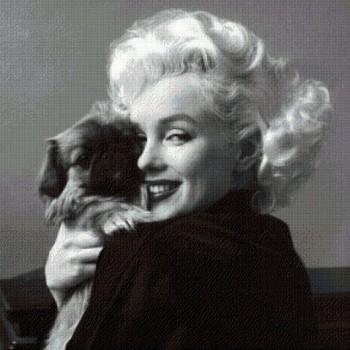Marilyn con su Amigo