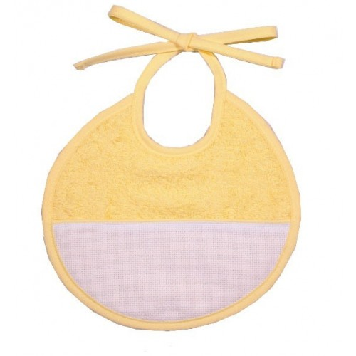 Babero Mini Amarillo