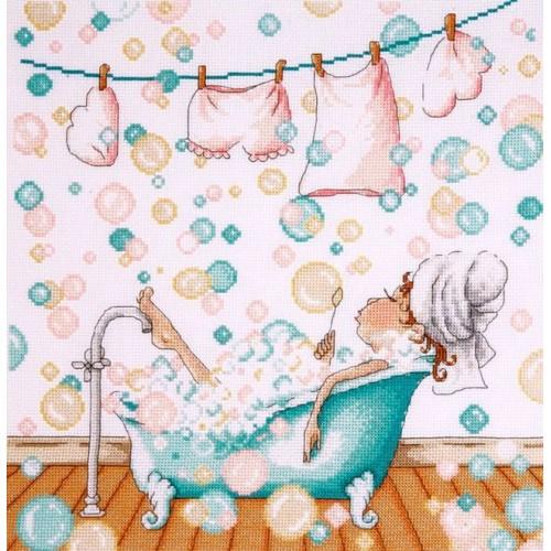 Un Baño de Burbujas
