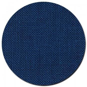 Tela de lino 28 ct. Azul Nórdico