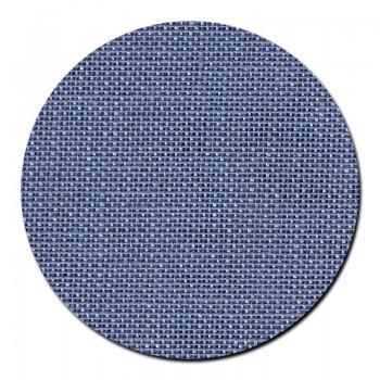 Tela de lino 28 ct. Azul Plata