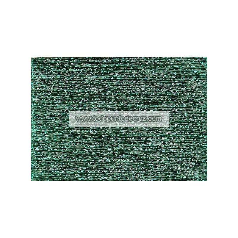 Hilo Petite Treasure Braid PB06 Green de Rainbow Gallery