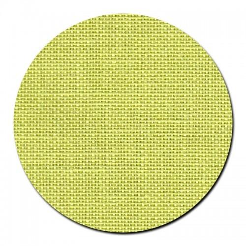 Tela de lino 28 ct. Verde Brillante