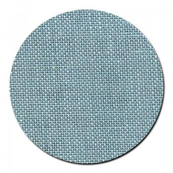Tela de lino 28 ct. Azul Grisáceo