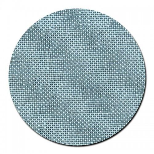 Tela de lino 28 ct. Azul
