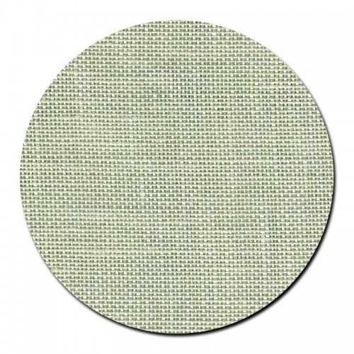 Tela de lino 32 ct. Verde Lirio
