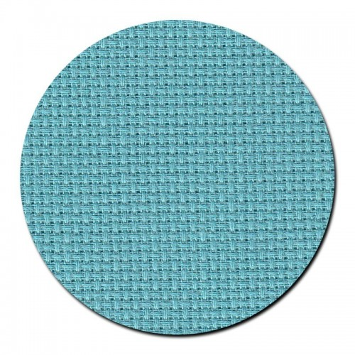 Tela aida 14 ct. Azul Brillante