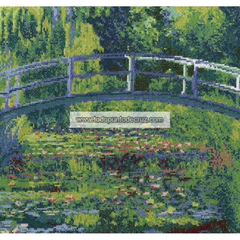 Puente Japonés (Monet)