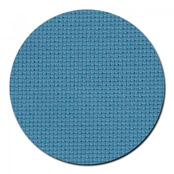Tela aida 16 ct. Azul Agua Riviera
