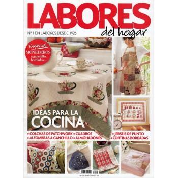 Labores del Hogar nº 675: Ideas para la Cocina