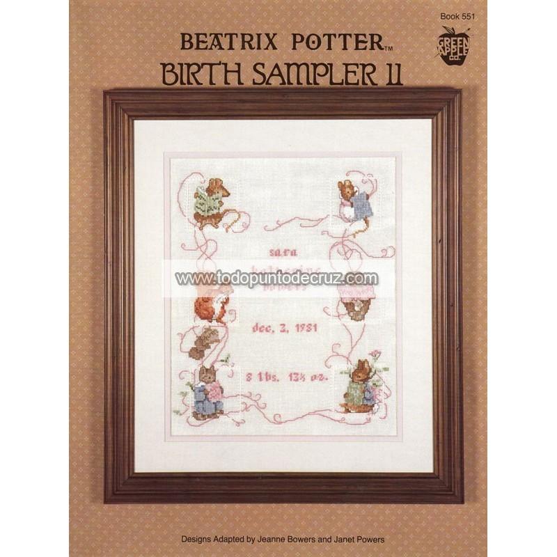 Beatrix Potter: Natalicio II