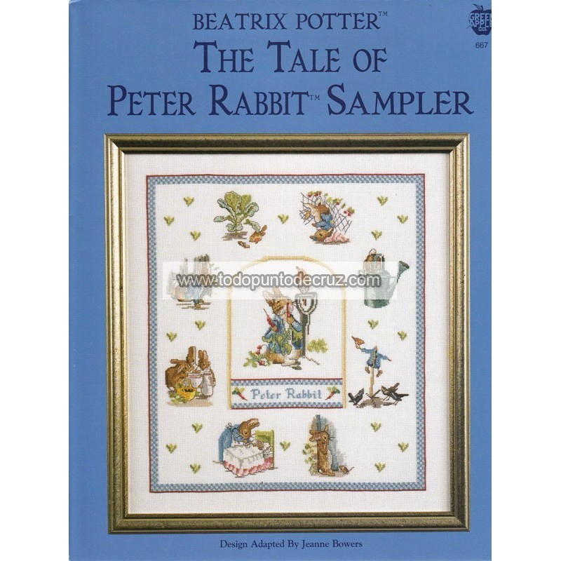 Beatrix Potter: El Cuento de Petter Rabbit