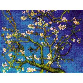 El Almendro en Flor (V. van Gogh)