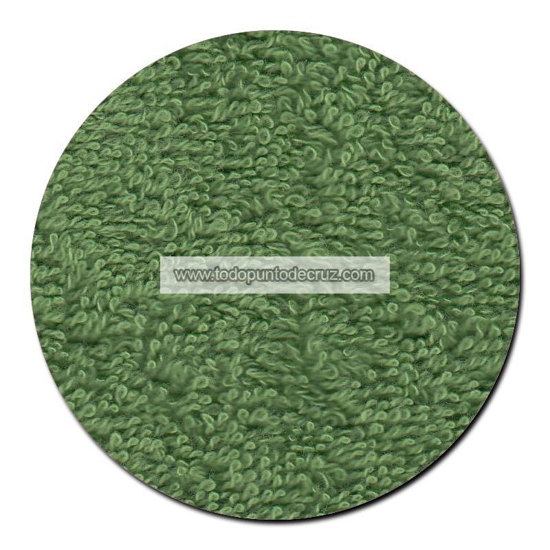 Sábana de Ducha Rizo Verde