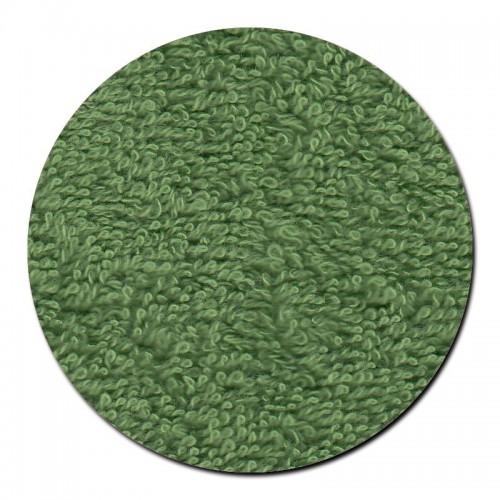 Toalla Aseo Rizo Verde