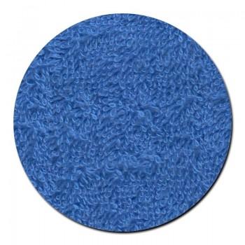 Toalla Aseo Rizo Azul Mar