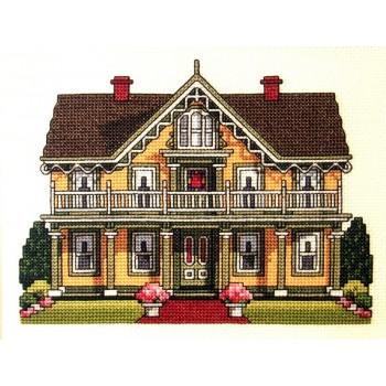 Casa de Campo Victoriana