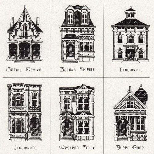 Miniaturas Victorianas