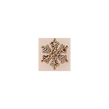 Mill Hill 12036 Small Snowflake Gold