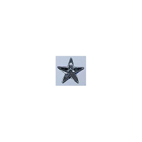 Mill Hill 12166 Large 5 Pointed Star Crystal Bright