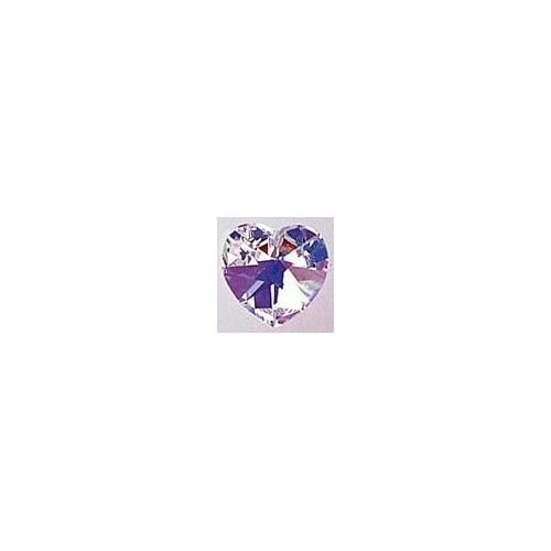 Mill Hill 13045 Medium Heart Crystal AB
