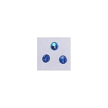 Mill Hill 13020 Round BEAD Sapphire AB