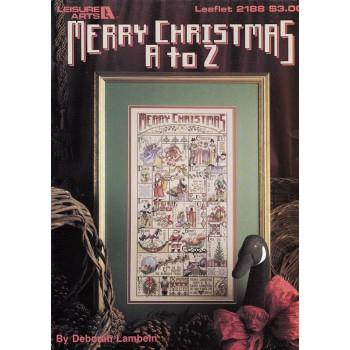 Feliz Navidad de la A a la Z