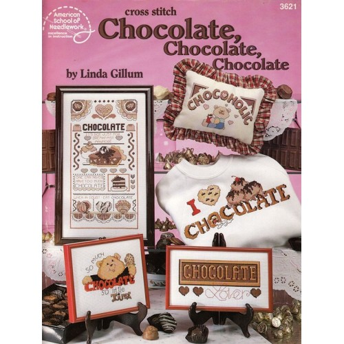 Chocolate, chocolate y más chocolate