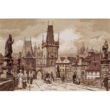 Praga: Paseando por el Puente Karl