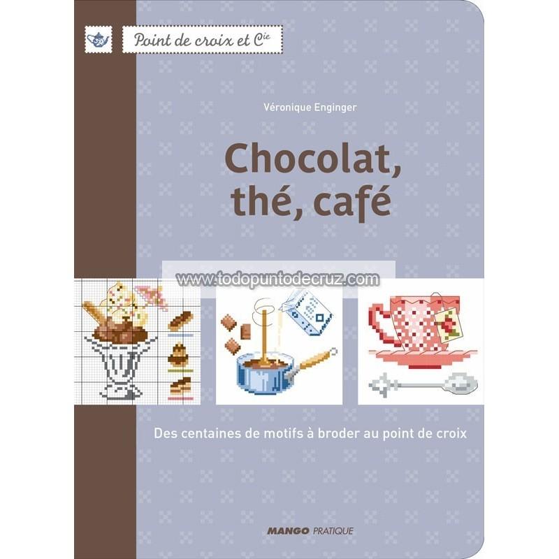 Chocolate, té, café
