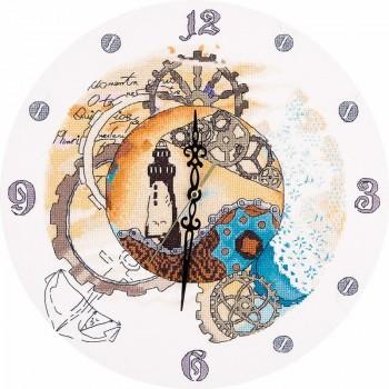 Reloj Engranajes y Faro