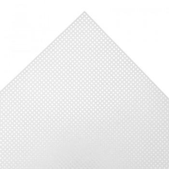 Cañamazo de Plástico Transparente 10 ct
