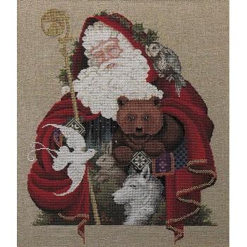 Santa Claus del Bosque