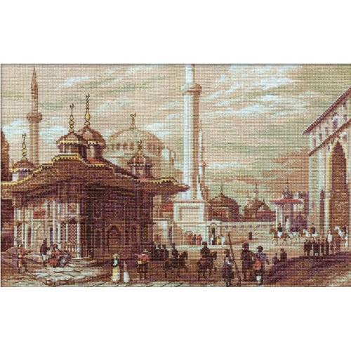 Estambul: La Fuente del Sultán