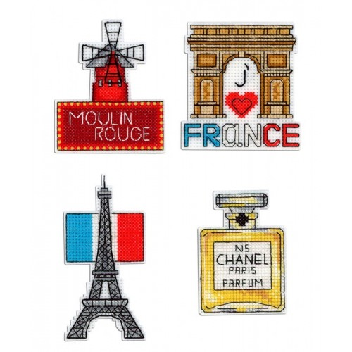Imanes Francia