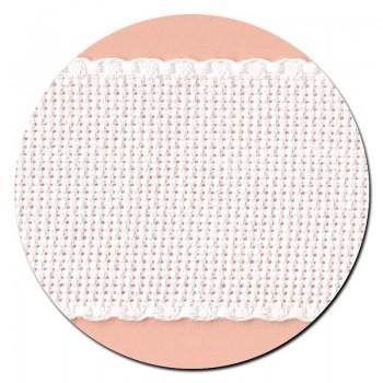 Entredos Ribete Blanco ancho 5 cm.