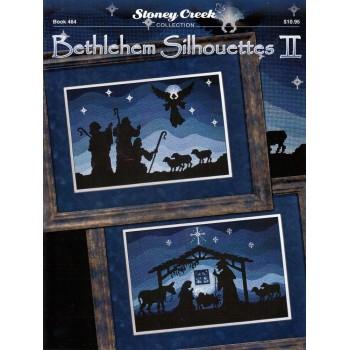 Siluetas de Belén II (Pastores y Misterio)