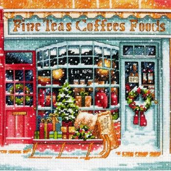 La Cafetería en Navidad