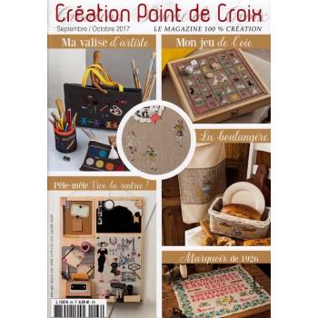 Revista Creaciones en Punto de Cruz Nº 66
