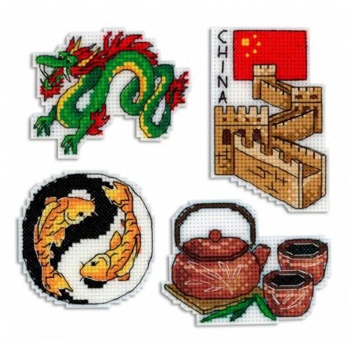 Imanes China
