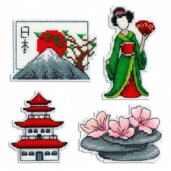 Imanes Japón