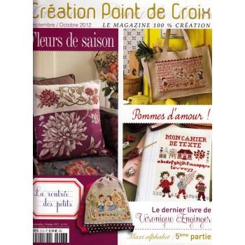 Revista Creaciones en Punto de Cruz Nº 23