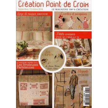 Revista Creaciones en Punto de Cruz Nº 60