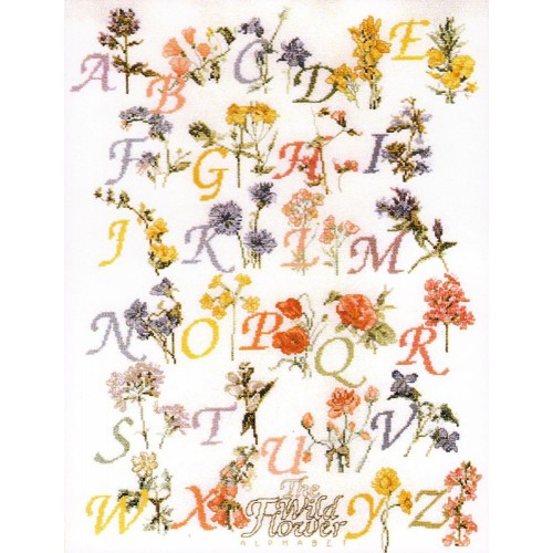 Abecedario de Flores Silvestres