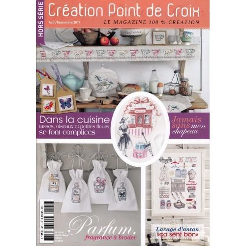 Revista Creaciones en Punto de Cruz Nº 41
