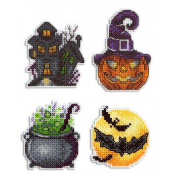 Imanes Halloween